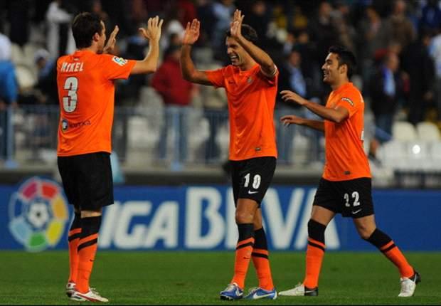 La Real Sociedad venció al Zaragoza y sigue soñando con Europa