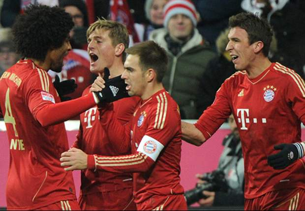 We will go for the win at Arsenal, says Bayern captain Lahm