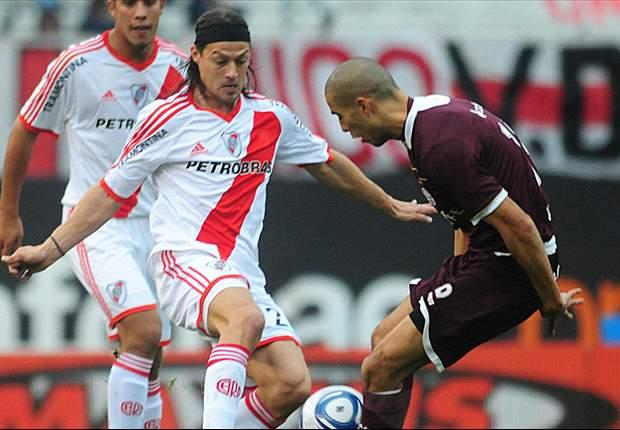 En Vivo: River - Lanús, seguí el Torneo Inicial en Goal.com