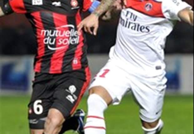 Ligue 1 - Le PSG battu à Nice