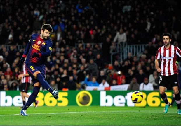 Barcelona va por un triunfo de campeón ante el Athletic de Bilbao