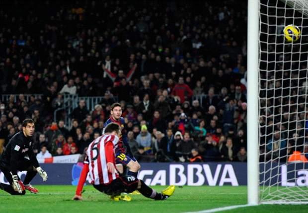 Marca convierte el gol de Messi en autogol de Amorebieta