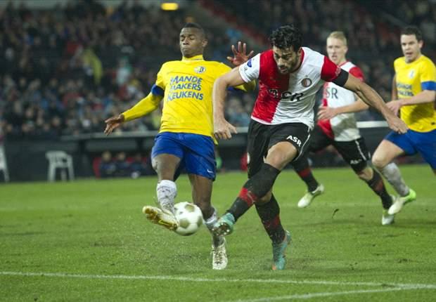 """Feyenoord-iconen: """"Wat een beest is die Pellè"""""""