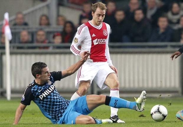 Eriksen should stay at Ajax for two more seasons, says De Boer