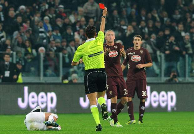 Red card lets Juventus coaches off the hook ahead of Shakhtar clash