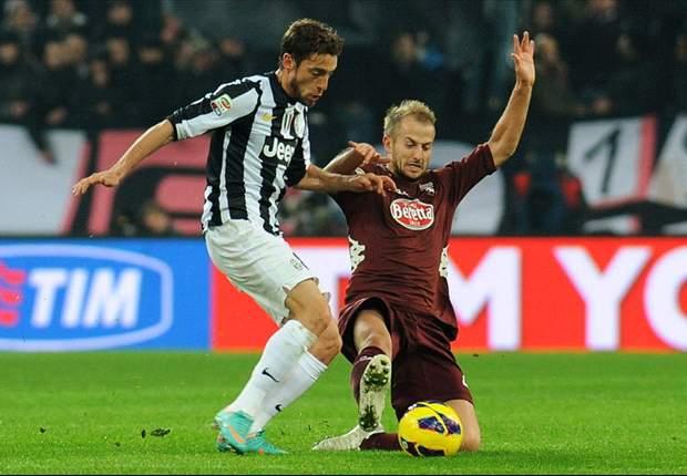 Juventus Jinakkan Torino