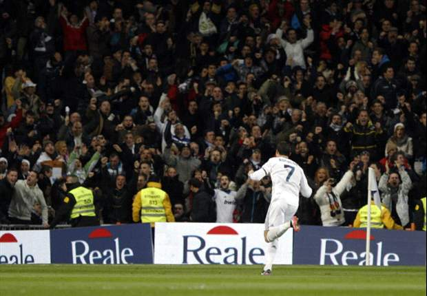 Ronaldo: A fantastic night for Real Madrid