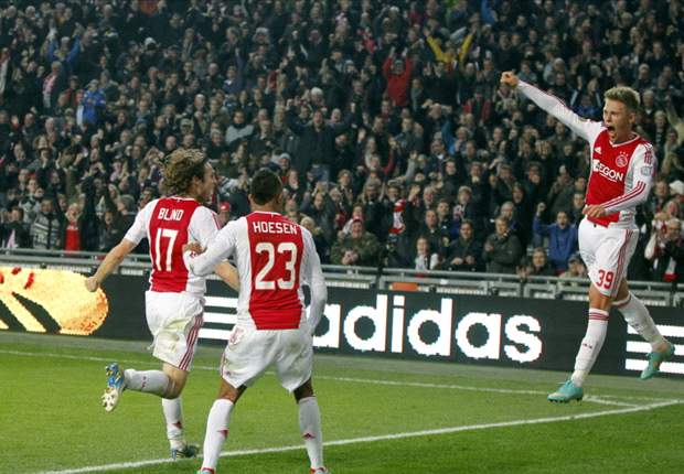 Eredivisie Round 15 Results: Ajax beat PSV as Twente return to the top
