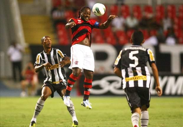 Vagner Love se despide del Flamengo y vuelve al CSKA