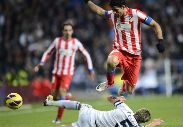 Sergio Ramos escupió primero a Diego Costa