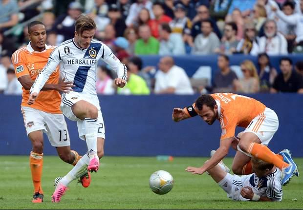 MLS - Beckham s'en va avec un titre
