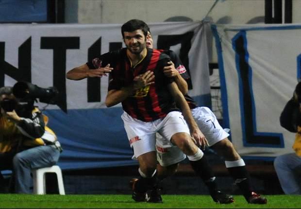 Los goles de Gigliotti generan peleas pero parece que irán a Boca.