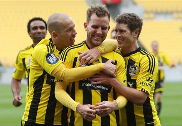 Wellington 2-2 Adelaide: Point for Phoenix