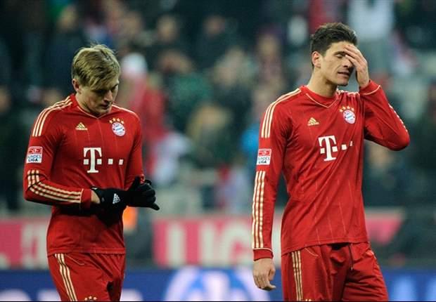 ALL, Bayern - Muller en confiance