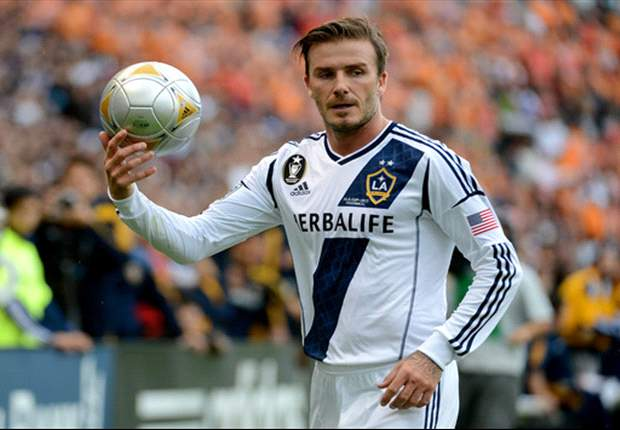 Eriksson: Beckham can still perform at the top level