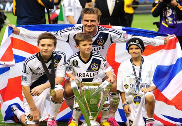 'It's a dream ending' - Beckham leaves LA Galaxy with MLS title win