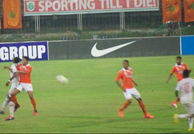 Sporting Clube de Goa 0-1 Air India: Baldeep Singh's first half strike resigns Ekendra Singh to another loss