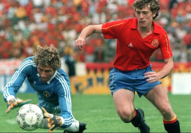 Jean-Marie Pfaff zeigte immer vollen Einsatz für Bayern München