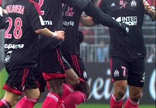 Ligue 1 - L'OM s'offre Brest