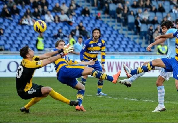 Lazio Petik Tiga Angka Atas Parma
