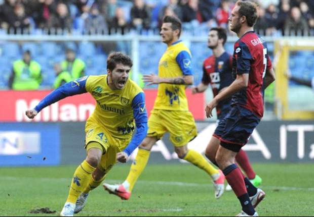 """Paloschi solleva il Chievo e sogna di emulare Pippo Inzaghi: """"Aspetto l'errore del difensore, proprio come lui... il migliore!"""""""