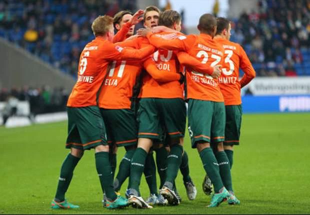 Gewinner und Verlierer: Werder Bremen