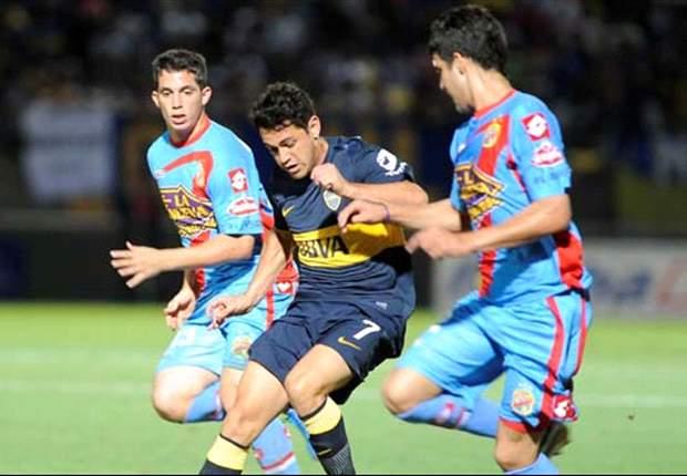 Boca, por la Libertadores