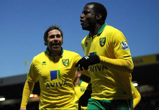 Norwich will miss injured Holt, says Bassong