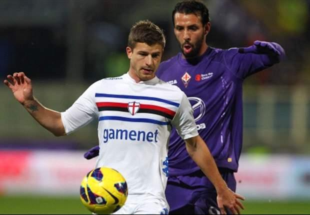 Fiorentina Gagal Taklukkan Sampdoria