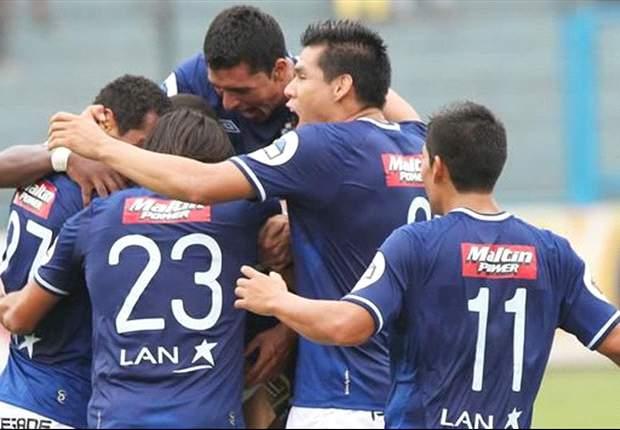 Todos los Campeones: Sporting Cristal 2012
