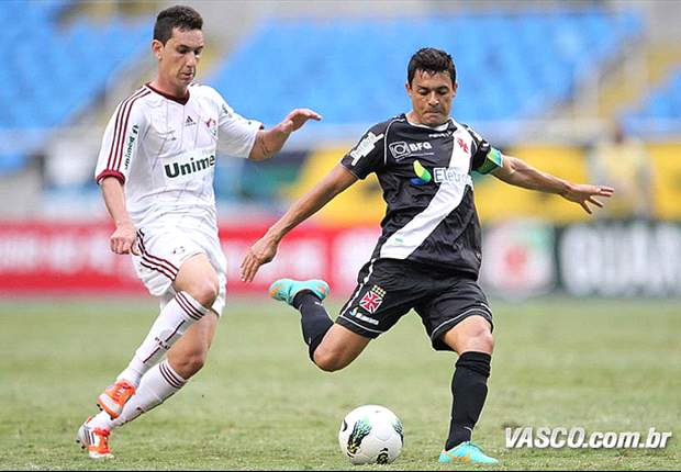 Fluminense 1 x 2 Vasco: Éder Luis desencanta e Vasco carimba timidamente faixa de campeão do Flu