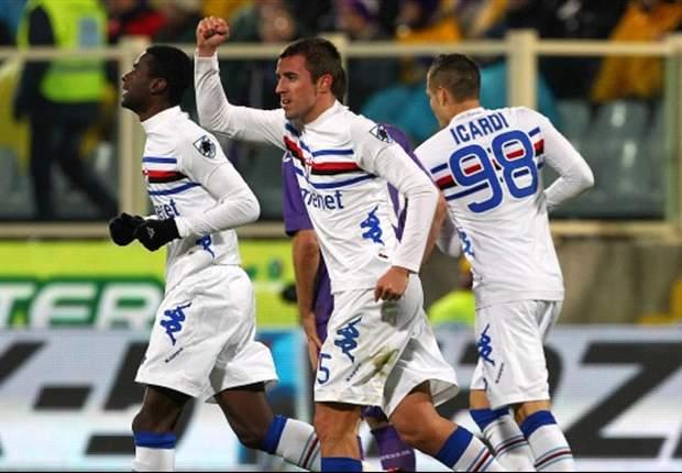 Punto Sampdoria - Grinta e gioventù, così i blucerchiati bloccano la Fiorentina