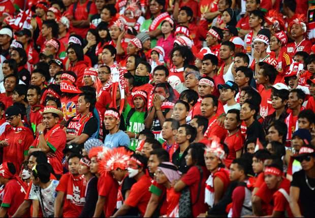 FANS BICARA: Indonesia, Kami Mendukung The Real Garuda!