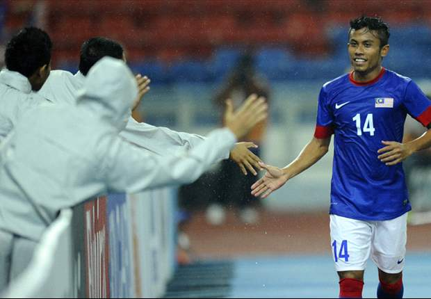 Khyril Muhymeen keeping his hopes high to play against the Thais