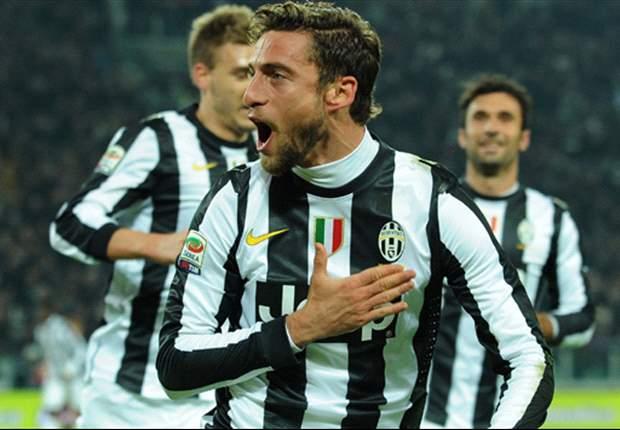 """Marchisio se pone la bufanda de la Juventus y afirma que tiene """"antipatía al Nápoles"""""""