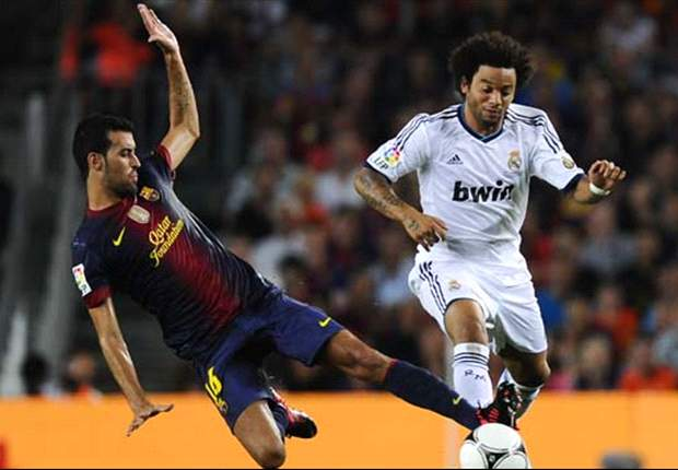 Marcelo hit with driving fine