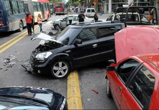 Se accidentó Cabral, jugador de Vélez