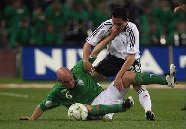 'Ireland had more of a go against Italy than England' - former Irish international Lee Carsley