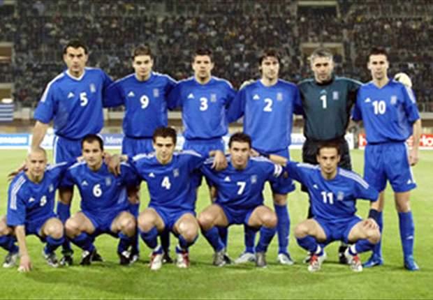 Grecia y el pase más rácano de la Euro a cuartos de final