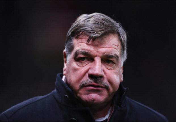 Allardyce: West Ham are looking for a left-back and centre-back