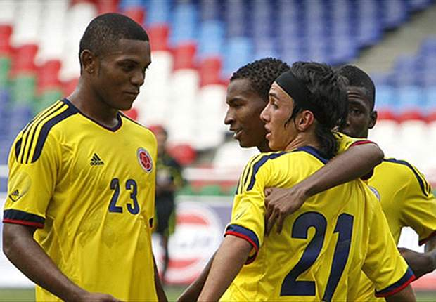 Colombia Sub-20 rumbo a Argentina