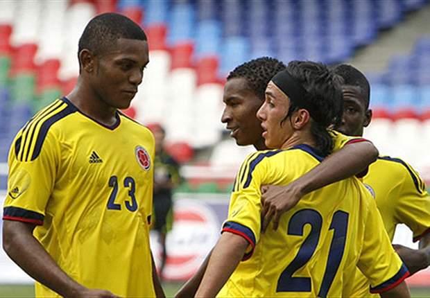 Colombia Sub-20 listo para descansar