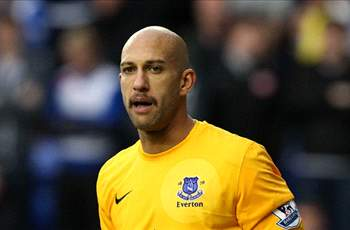 Howard: Everton still in top-four race