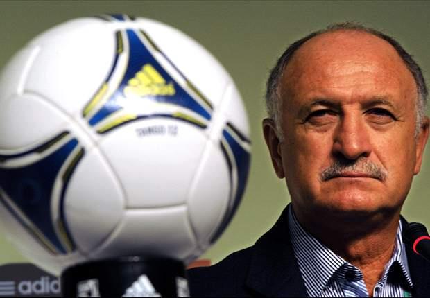 "Scolari: ""Fans mogen de WK-titel eisen"""