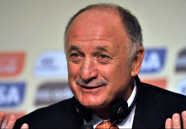 Scolari determined to emulate World Cup great