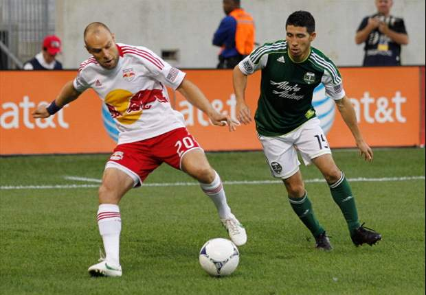 Red Bulls acquire right back Kimura from Timbers