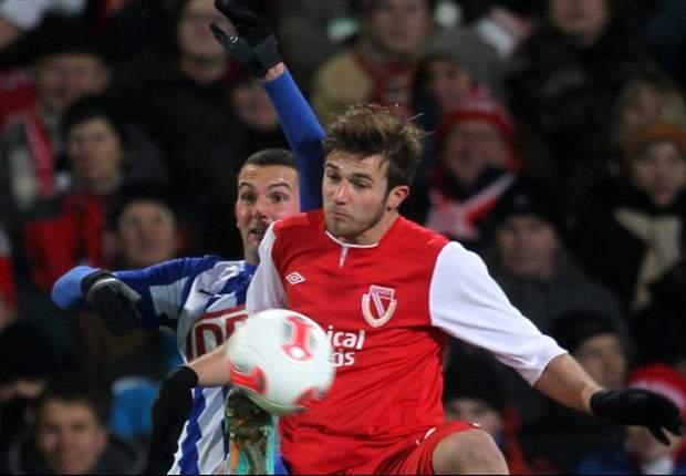 Hertha siegt in Cottbus: Ronny beschert den Derby-Sieg