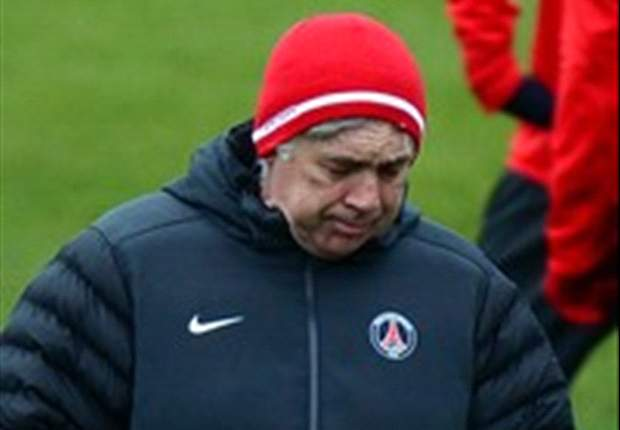 Carlo Ancelotti: PSG Wajib Juara Ligue 1 Prancis