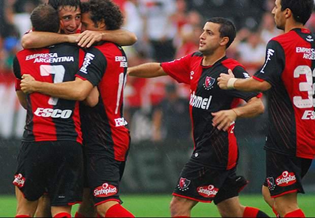 Newell's cortó la racha y clasificó a la Libertadores