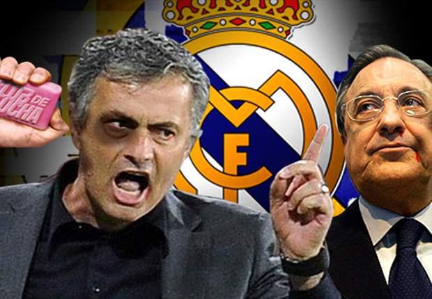 El Real Madrid se convierte en el 'Club de la Lucha'